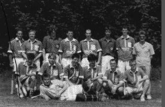 2. Herrenmannschaft von 1991