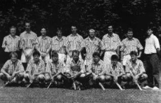 1. Herren beim Württembergischen Pokalfinale