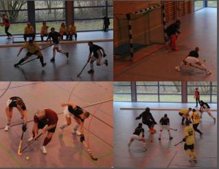 Erstes Elternhockey-Turnier in Esslingen