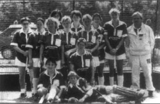 1. Damenmannschaft 1992