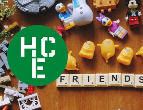 HCE-Friendsday am 29. September 2021 von 17 Uhr bis 18 Uhr
